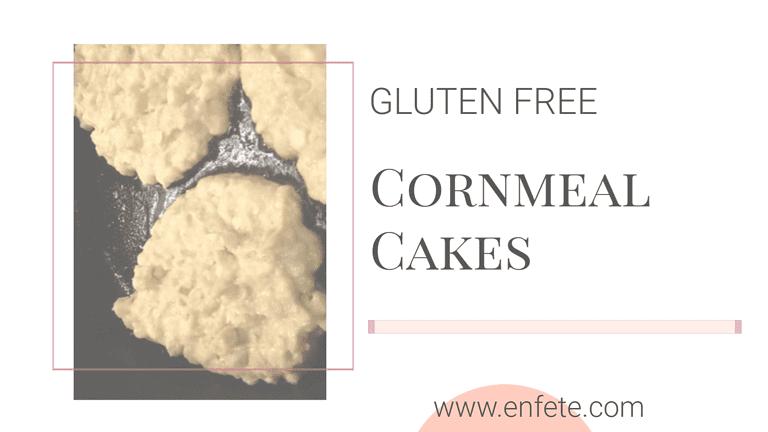 gluten free cornmeal cakes
