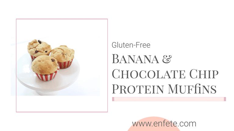 Gluten Free Protein Muffins