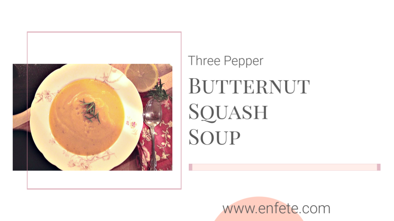 Butternut Squash Soup Dairy-Free and Nut-Free