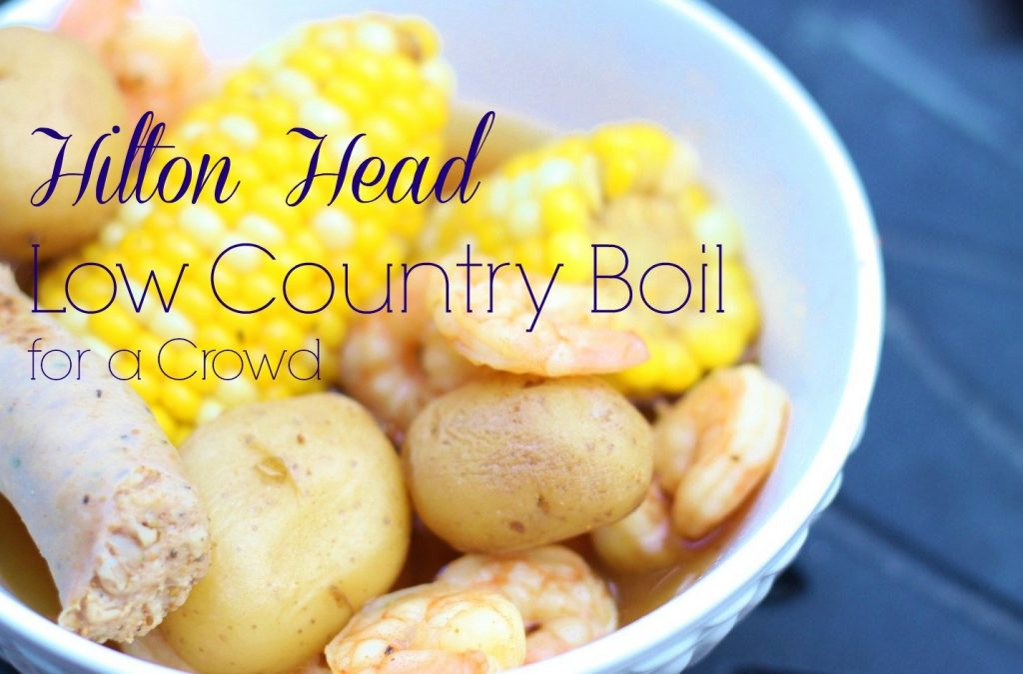 hilton head low country boil
