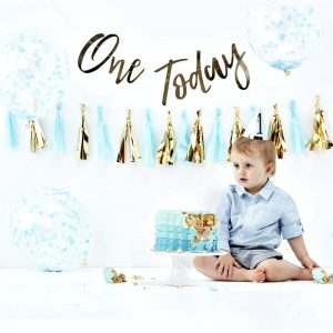 Little Boy Birthday Party