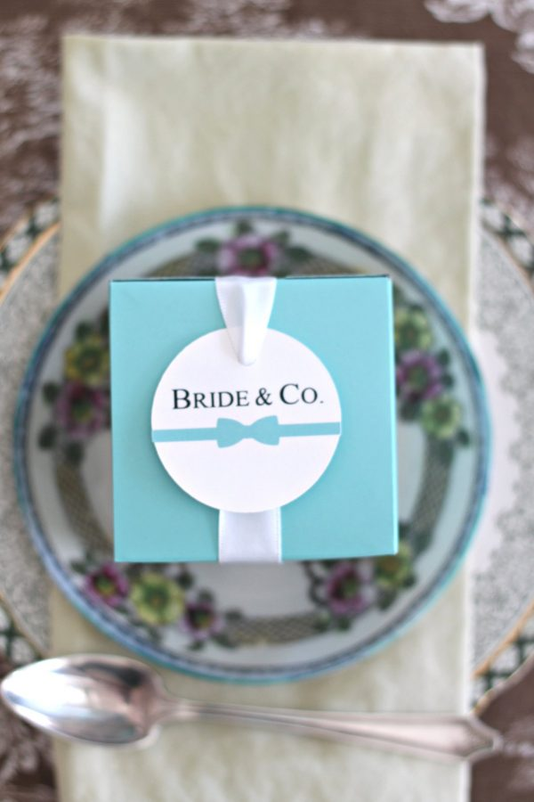 Bride and Co Favor Boxes