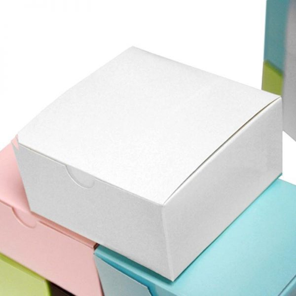 Donut and Cake, Candy Boxes for wrapping homemade food gifts in style