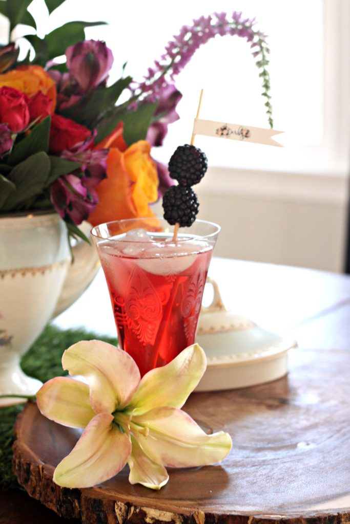 Oaks Lily Kentucky Derby Cocktail