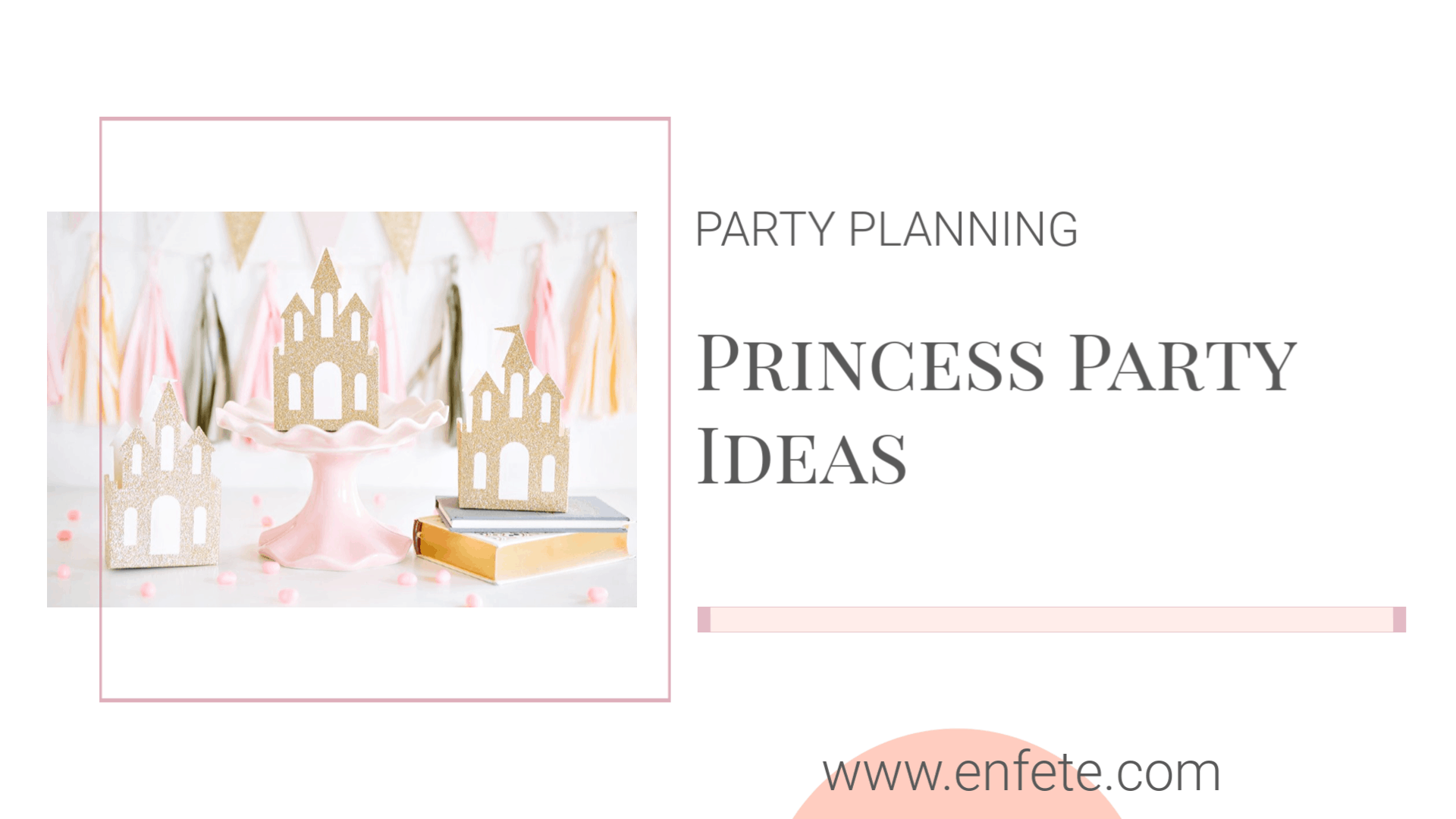 Princess Party Ideas Kids Party Themes