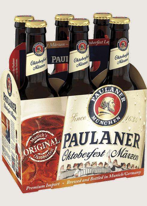 Paulaner Munchen Märzen Oktoberfest Beer Tasting Ideas