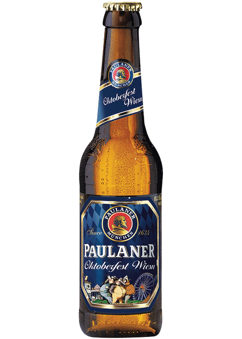 Paulaner Wiesen Oktoberfest Beer Tasting Ideas