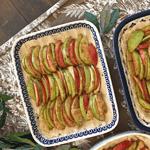Oktoberfest Apple Kuchen Gluten Free