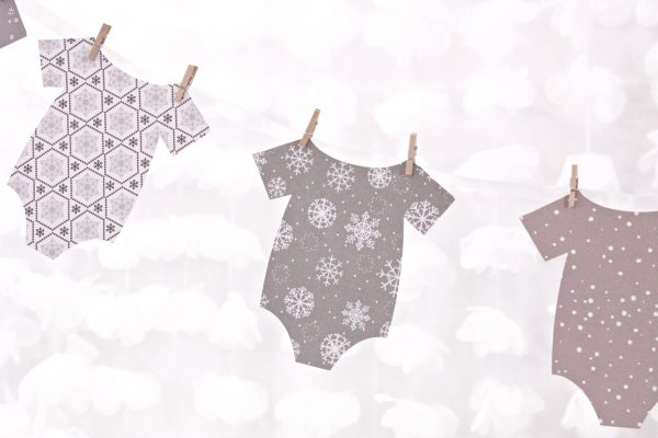 Baby It's Cold Outside Winter Baby Shower Banner