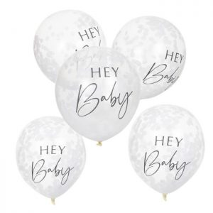 Hey aby Shower Balloon