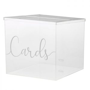 Card Boxes & Display