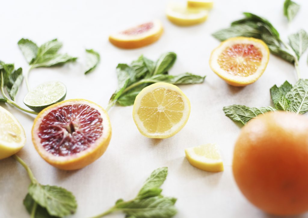 Citrus is a traditional food for Chinese New Year 2021