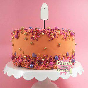 Ghost Glow in the Dark Cake Topper