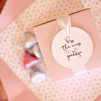 Kiss the Miss Goodbye Bridal Shower Games